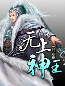 無上神王小說封面