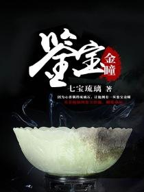 鉴宝金瞳小说封面